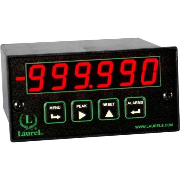 Digital Millivolt Meter : Laureate™ scale meter for weighing applications