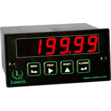 True RMS AC Voltage & Current Meter, 1 Cycle Update at 50/60 Hz.