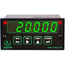 DC Voltage & Current Digital Panel Meter