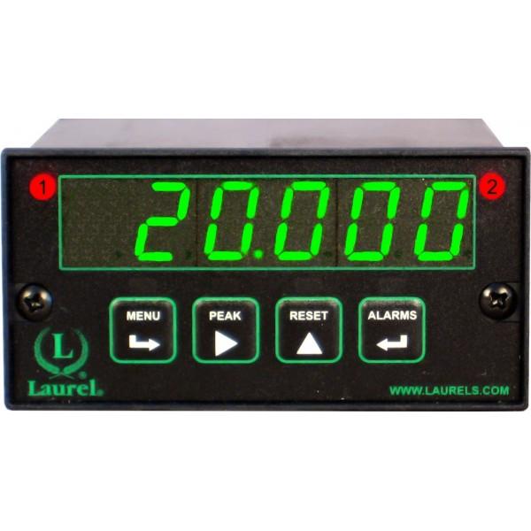 Dc Voltage Digital Panel Meters : Laureate™ dc voltage current meter
