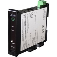 4-20 mA & Serial Data Output Transmitter for Ratio, Product, Sum or Difference of 2 Rates or Totals