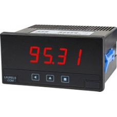 L40 Low-Cost, Universal Analog Input Digital Panel Meter