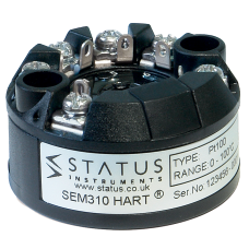 SEM310 MKII - Universal, Dual Input, High Performance HART Temperature Transmitter