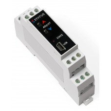 SEM1605/P - Pt100 Temperature Transmitter PC Programmable With Push Button Calibration