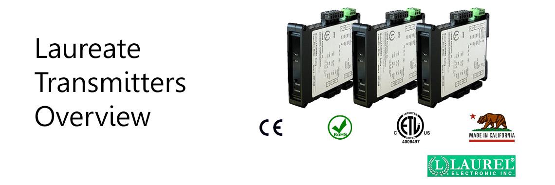 LT DIN Rail Transmitters